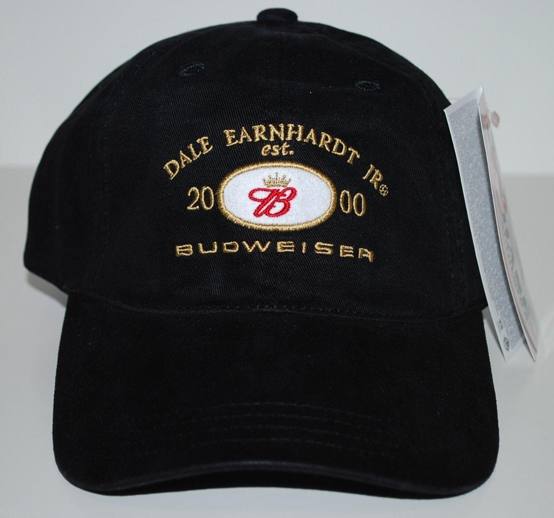 18fc41d6ef033 S l1600. S l1600. NASCAR Chase Authentics Vintage Budweiser Dale Earnhardt  Jr  8 Est.2000 Cap Hat. NASCAR Chase Authentics ...
