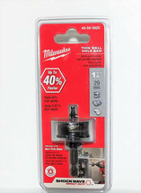 Milwaukee 49-56-9820 1-1/8 in. Thin Wall Shockwave Hole Saw  - $18.80