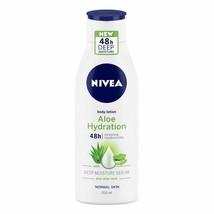 Nivea Aloe Hydration Body Lotion, 200 ml - $22.02