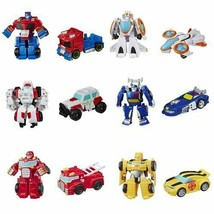 Transformers Rescue Bots Academy Rescan Wave 3: OPTIMUS PRIME, BUMBLEBEE... - $14.99+