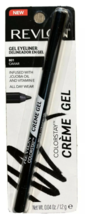 Revlon ColorStay Creme Gel Eyeliner #801 Caviar BRAND NEW IN BOX - $6.36