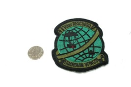 Vintage Air Force Patch 301st Rescue Squadron Guardian Wings - $9.47