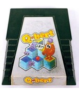 Qbert (Atari 2600, 1983) Game Cartridge Only No Box - $12.75