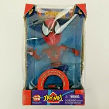 Marvel Spider-Man Talking & Lighted Eyes Bobblehead  Way Out Toys - $37.50