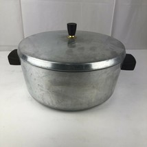 Vintage Regal Ware Quality Aluminum Stock Pot Kettle Made In USA 4-1/2 q... - $14.84