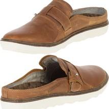 Merrell Femmes Respirable Around Town à Enfiler Marron Leather-Shoes - $47.98