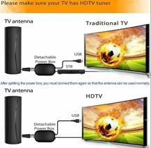 Detachable Amplified HD Digital TV Antenna image 2