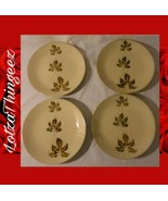 """Pier 1 Autumn Leaves Dinner 11"""" Plates Sets of 4 Available - $62.36"""