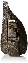KAVU Women's Ropette Backpack,Python,One Size - $82.43 CAD
