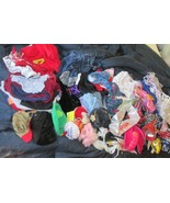 BUILD A BEAR Workshop huge lot of 54 + Clothing CLOTHES shoes & accessories - $64.99