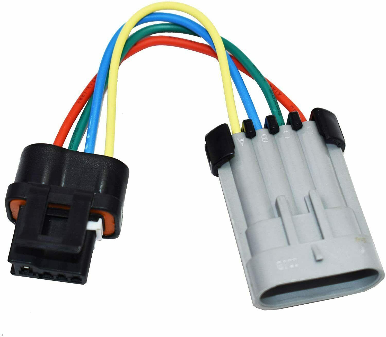 Gm Chevy Cs130 To Cs130d Ad244 4 Pin Alternator Conversion