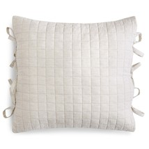 "Hudson Park Natalya Quilted Decorative Pillow, 18"" x 18"" - 100% Exclusiv... - $577,38 MXN"