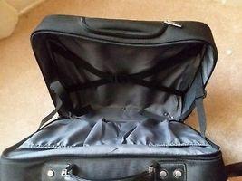 Samsonite Black Mobil Office Rolling Travel Laptop Case image 8