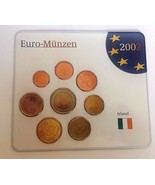Rare Euro-Coin Ireland Set 2002 - $94.38