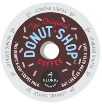 The Original Donut Shop Coffee 48 count Keurig K cups, FREE SHIPPING  - $34.58