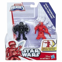 Disney Star Wars Galactic Heroes Kylo Ren & Elite Praetorian Guard Figures  - $17.75