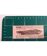 1881 U.S. Waterproofing Fibre Co. Advertisement New York - $22.00