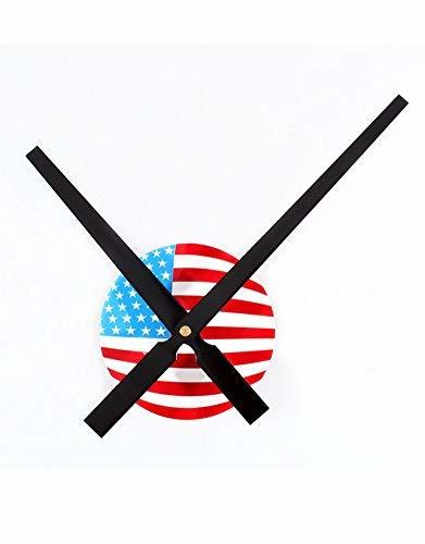 Primary image for Panda Superstore Creative Design DIY American Flag Wall Clock