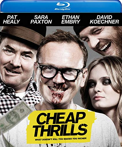 Cheap Thrills [Blu-ray]