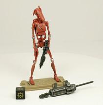 Star Wars Hasbro - Bataille Droid - Film Héros - MH04 - en Vrac - $9.98