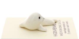 Hagen-Renaker Miniature Ceramic Wildlife Figurine Tiny Harp Seal Pup image 2