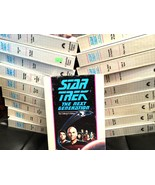Star Trek The Next Generation Collector's Ed. Columbia House Video VHS L... - $186.99