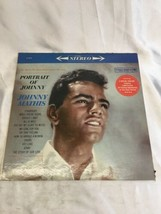 "Johnny Mathis ""Portrait Of Johnny"" -  12"" 33 - Vinyl Record - Columbia - $22.25"