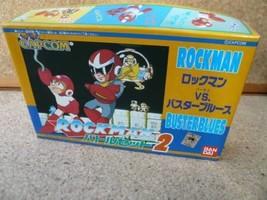 BANDAI Figure Rockman Battle Set 2 VS Busterblues Action Hero New A62 - $540.00