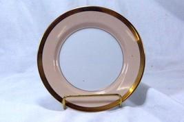 Fitz And Floyd 1992 Versailles Shell Peach Bread Plate EUC - $8.31