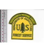 National Forest USFS West Virginia Monongahela National Forest US Forest... - $9.99