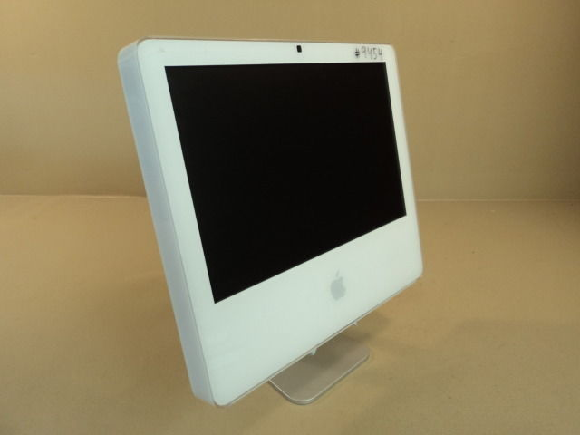 Apple iMac 17in Flat Screen 1.83GHz Intel Core 80GB Hard Drive A1195 EMC 2114
