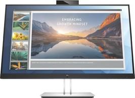 "HP E24d G4 23.8"" Full HD LED LCD Monitor 1080p w/ Webcam, Microphone, Docking - $378.99"