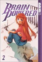 Used Brain Powered Vol 2 English Manga - $5.99