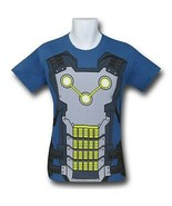 Nova Corps Costume T-Shirt Blue - $26.98
