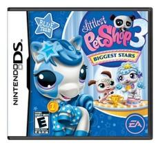 Littlest Pet Shop 3 Biggest Stars Blue Team - Nintendo DS - $45.21