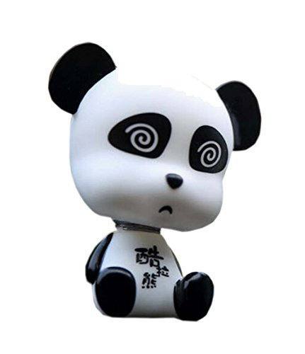 Creative Adorable Cartoon Panda Car Ornaments