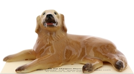 Hagen-Renaker Miniature Ceramic Dog Figurine Golden Retriever Mama image 3