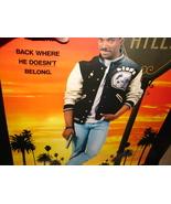 1987 BEVERLY HILLS COP II Eddie Murphy Original Movie POSTER 27x40 Vinta... - $29.99