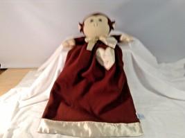 """Komet Creations Huggable MOnkey Cuddle Blanket 24"""" Lgth x 10"""" wide CUTE - $13.99"""