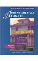 African American Almanac (African American Reference Series) Pederson, Jay - $19.80