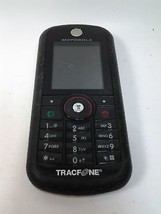 Motorola Model Tracfone TFC261B Black Cellular Phone - $17.24