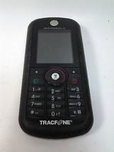 Motorola Model Tracfone TFC261B Black Cellular Phone - $14.64