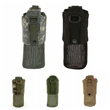 1000D Molle Outdoor Tactical Hiking Water Bottle Pouch  Carrier Hydratio... - $443,01 MXN
