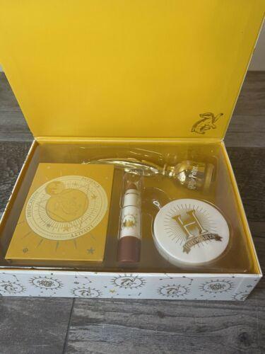 Discontinued Harry Potter X Ulta Hufflepuff Hogwarts Beauty Vault Set Makeup - $69.99