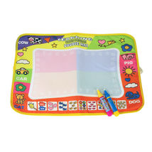 Aqua Doodle Kids Educational Water Writing Drawing Painting Mat Toy with... - $9.08