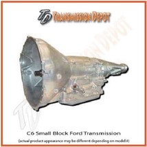 Ford C6 Transmission Small Block  Stage 2  With  Torque Converter 2600 Stall - $1,777.05