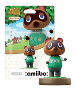 "Animal Crossing ""Tom Nook"" New Nintendo Amiibo * 3DS / Wii U / Switch Ac... - $7.88"