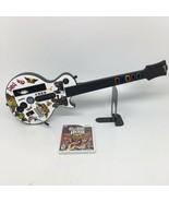 Aerosmith Guitar Hero game & Gibson Les Paul for the Nintendo Wii - no s... - $42.06