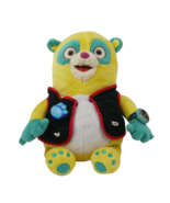Disney Store Special Agent Oso Stuffed plush Animal yellow Panda 14 inch - $23.33