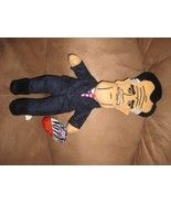 "MITT ROMNEY Brand New Licensed Plush NWT Stuffed New With Tags 16"" Sugar... - $7.99"